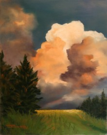 Beneath the Clouds-SOLD