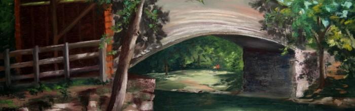 Bridge Over Dunlop Creek