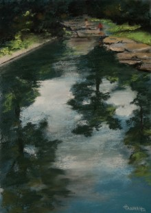 Quiet Reflections–SOLD