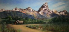 Tetons–SOLD