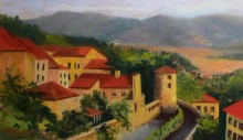 Tuscan Hillside–PC