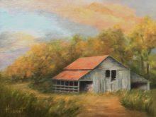 Autumn at the Gatlin Barn
