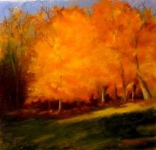 Fall Fairway–SOLD