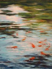 Feeding Frenzy-SOLD