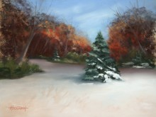 Oh Christmas Tree–SOLD