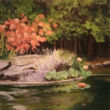 Life on the Pond–SOLD