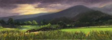 Light Over the Mountain–PC