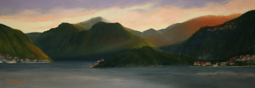 Mountain Passage-GICLEE AVAILABLE