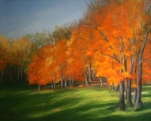 Salute to Autumn-SOLD