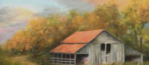 Autumn at the Gatlin Barn-PC