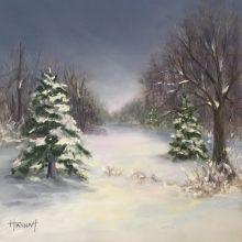 Let it Snow-SOLD